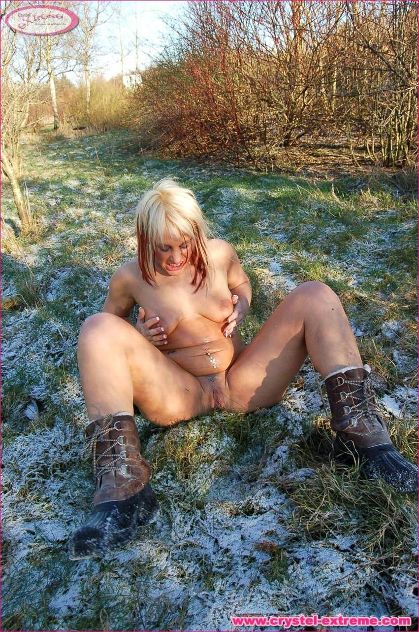 from Nasir welsh babe in snow